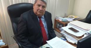 Alcides Corbeta, juez penal de garantías. Foto: Foto: Noelia González.