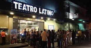 Las funciones continúan este viernes en el Teatro Latino.