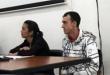La acusación estuvo a cargo de la fiscal Natalia Montanía y la defensora pública Mariela Balcázar, lo asistió en el juicio oral.