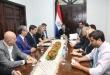 Autoridades de varios sectores participaron de la reunión.