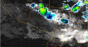 Departamentos afectados: Concepción, centro y norte de San Pedro, Amambay, norte de Canindeyú, centro y norte de Pte. Hayes, Alto Paraguay.