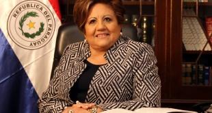 María Elena Wapenka, ministra del TSJE.