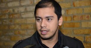 Miguel Prieto, candidato.