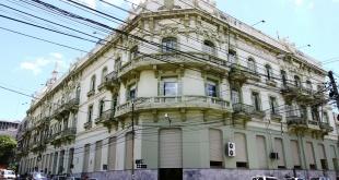 Sede del Ministerio de Hacienda, donde se desarrollará mañana la reunión del EEN.