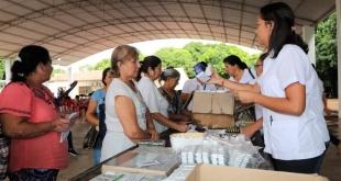 El proyecto es liderado por el Ministerio de la Mujer y financiado por la Entidad Itaipú Binacional.