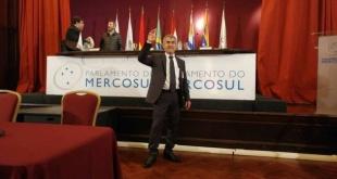 Nery Olmedo es representante paraguayo y demostró que no sabía para qué ocupa una banca.