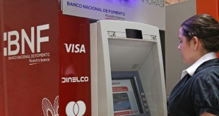 Mediante la red del Banco Nacional de Fomento (BNF) están habilitados para cobrar los funcionarios.