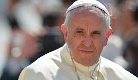 El pontífice aludió a la situación en el país tras el rezo del Ángelus dominical.