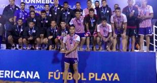 Paraguay se quedó con el segundo puesto.