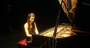 La pianista Chiara D'Odorico, será una de las homenajeadas.