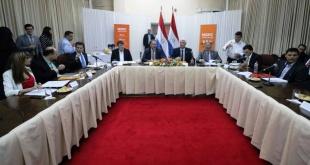 Durante la reunión del Equipo Económico Nacional.
