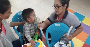 La Dra. Alba Ramírez, responsable de la mencionada USF señaló que la obra financiada por el BID beneficiará a 480 niños y niñas menores de 5 años.