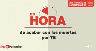 Cada 24 de marzo se conmemora el Día Mundial de la Tuberculosis.
