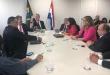 Se solicitó apoyo de la Policía Federal del Brasil para establecer los puntos de contacto para los procedimientos de expulsiones.
