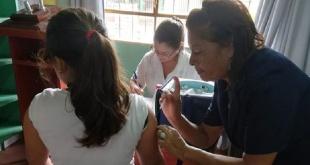 Además, niños y niñas recibirán la vacuna Tdpa (pertúsica acelular), que protege contra el tétanos, la difteria y la tos convulsa.