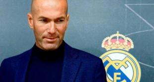 Zinedine Zidane será nuevamente entrenador del equipo merengue.