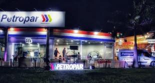 Stand de Petropar en la Expo del 2018.
