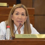 Senadora pone en duda votos para el acuerdo constitucional a Federico González