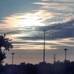 Meteorología anuncia para hoy tiempo inestable y caluroso