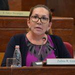 """Senadora pide a Mario Abdo destituir a corruptos """"de un plumazo"""""""