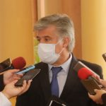 Giuzzio: Por ley se dará atribución a Policía y Fiscalía para castigar a violadores de restricciones sanitarias