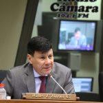 Interpelación será fundamental para decidir voto censura a Villamayor, dice Harms