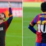 La multa que deberá pagar el Barcelona por el homenaje de Messi a Maradona