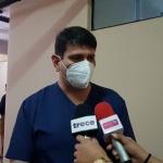 UTI: De 30 camas disponibles en el Hospital Regional de CDE, 29 están ocupadas