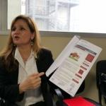 Abogada Vacchetta anuncia que peleará por jefatura comunal de Asunción