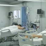 """Alerta roja: """"Estamos con 19 pacientes trasladados al sector privado"""""""