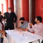 Oficina de Empleos de ANR: mínima rotación laboral en pandemia