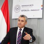 Son 40 los cargos puestos a disposición de Abdo para cambios, según Villamayor
