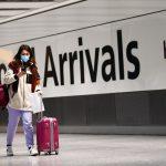 Reino Unido se plantea aislar en hoteles a todos los viajeros que lleguen al país