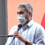 Luego de cumplir agenda castrense, Abdo inaugurará 5 USF, además de viviendas en Central