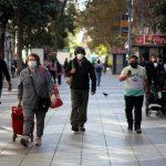 Chile suma más de 4.000 casos por cuarto día consecutivo y 42 decesos