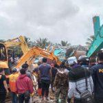 Al menos 35 muertos y más de 600 heridos tras un fuerte terremoto en Indonesia