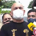 Capitán de bomberos acusado por sextorsión lloró y suplicó no ser enviado a prisión