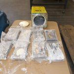 Caída de droga record en Europa: Giuzzi dice que fueron avisados del operativo