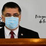 Borba: Hay 65 mil vacunas para más de 70 mil personas