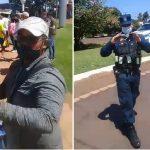 Policía evita que altoparanaenses lleguen a Asunción para sumarse a manifestación ciudadana