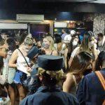Ciudad del Este: intervienen local nocturno donde brasileños se aglomeraban