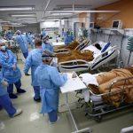Brasil registró 3.808 muertes por COVID-19 en las últimas 24 horas