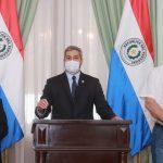 Suspenden licitación del puente Carmelo Peralta/Puerto Murtiño y recursos serán redireccionados a Salud, anuncia Abdo