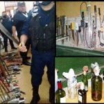 ¿Nuevo plan de fuga de Tacumbú? Incautaron bombas Molotov, 186 armas blancas, incluidas 20 lanzas
