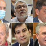 Hay 6 candidatos a la Presidencia del Senado