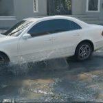 Municipalidad de Asunción acusa: De cada 10 baches, 5 son por caños de agua rotos
