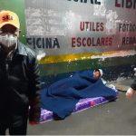 """Jornada de """"Ñenua"""", de la SEN, en marco el usual Operativo Invierno, asistió a muchos jóvenes intoxicados con drogas"""