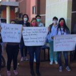 Enfermeras anuncian movilización este 11 de mayo en protesta contra falta de respuestas a reclamos del sector