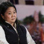 Perú: el Poder Judicial analizará el pedido de prisión preventiva contra Keiko Fujimori