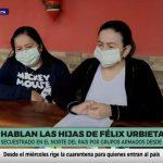 Familia Urbieta fustiga la selectividad de activistas de Derechos Humanos